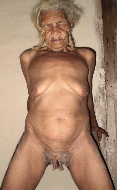 фото голых бабушек москвы