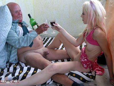 Старые и молодые жесткое порно фото 341-326