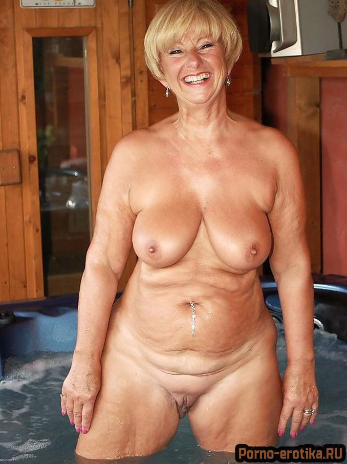 фото сарых бабушек голых