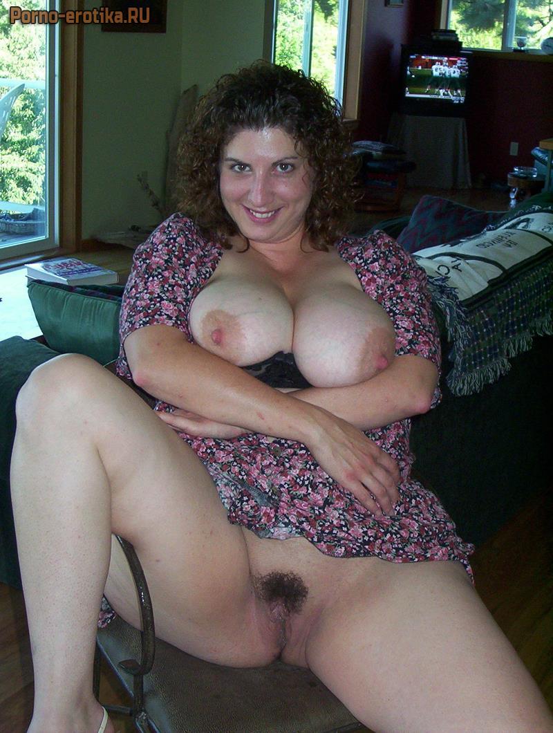 Голые и толстые тети, фото волосатая пиздище