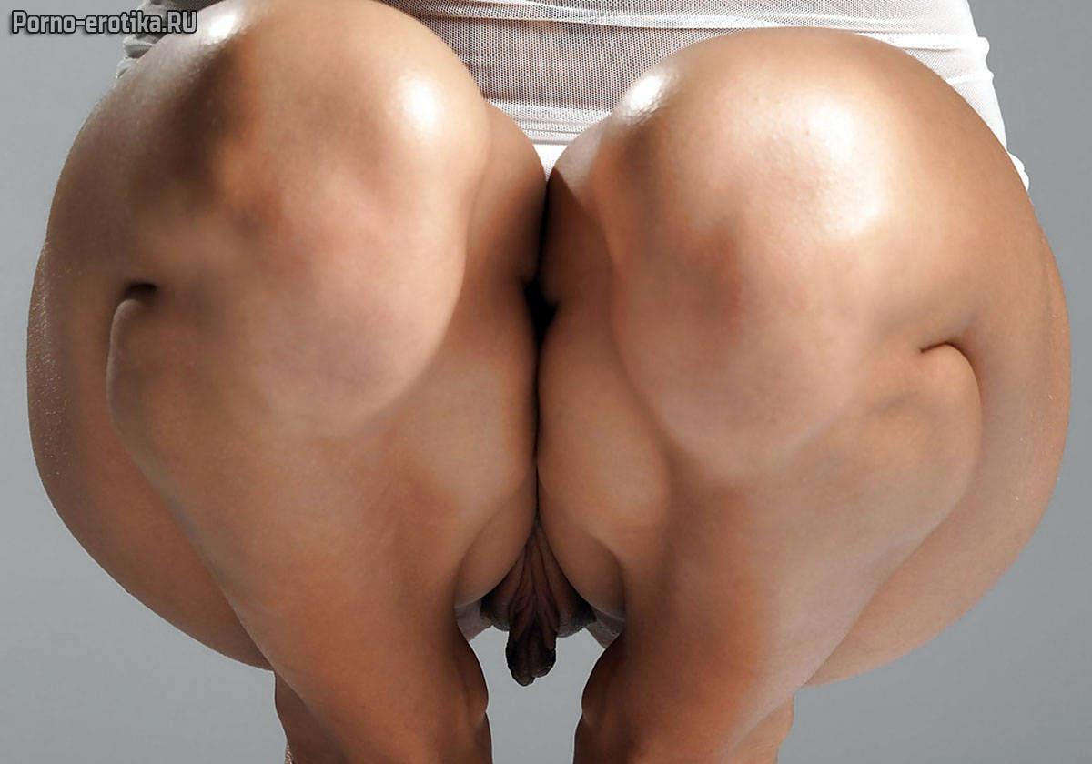 Весящие половые губы