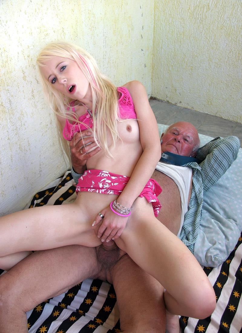 Порно видио молодые с дедами