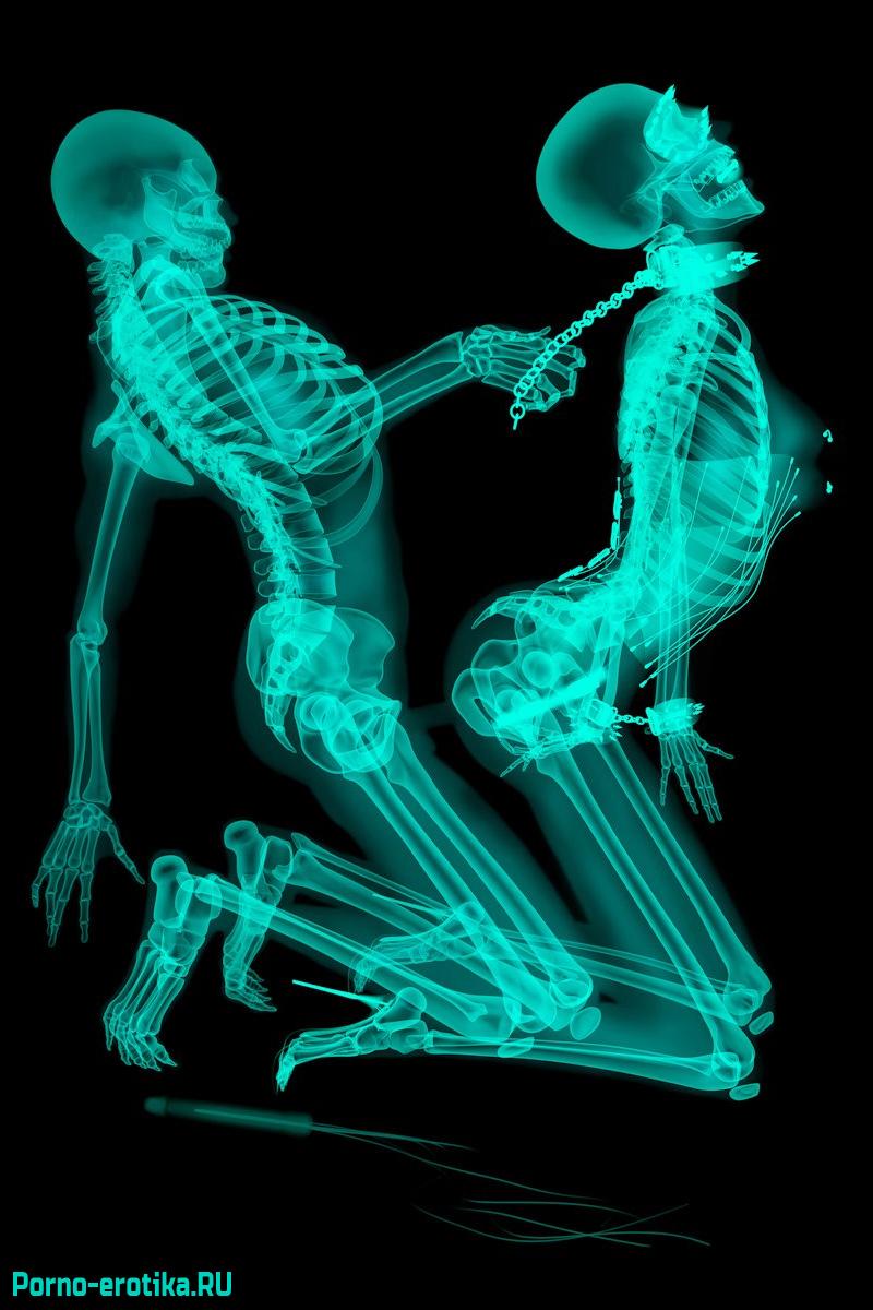 Чем порно рентген на фото домохозяек