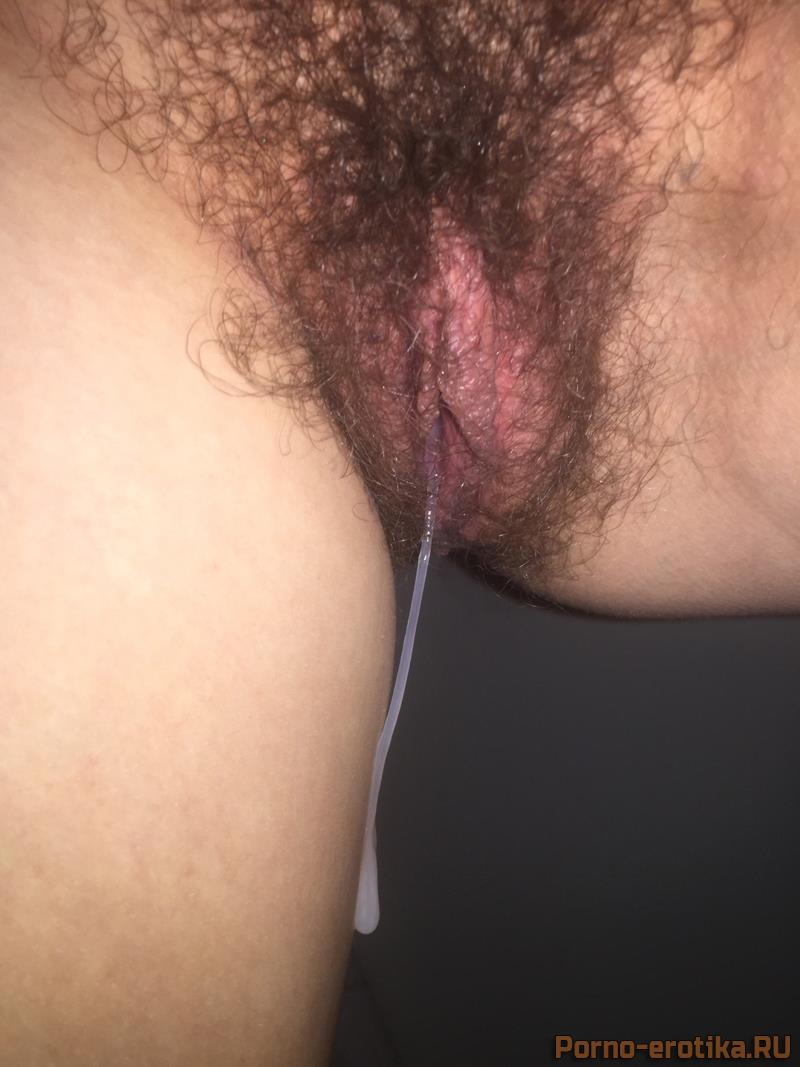 Hairy wet pussey