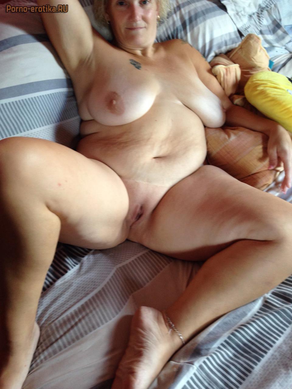 Частное русское порно женщин за 50