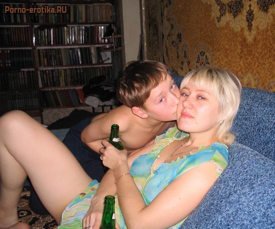Мама и сын вк фото