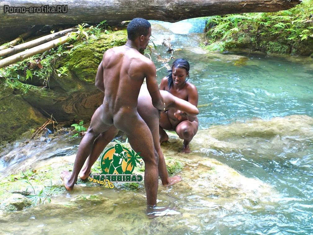 Секс чернокожих в племенах