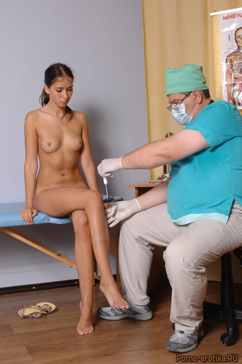 Осмотр у хирурга эротика 6