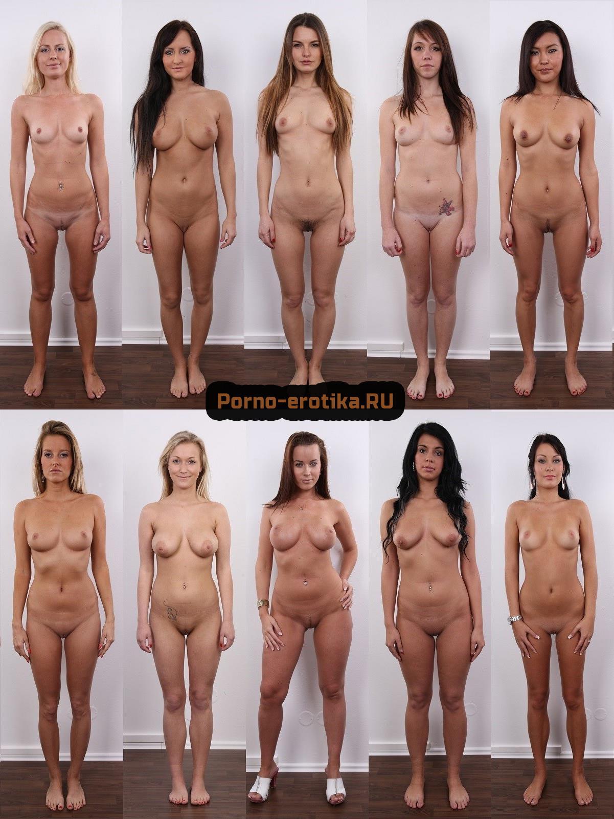 Голые девчонки на кастинге порно купальники