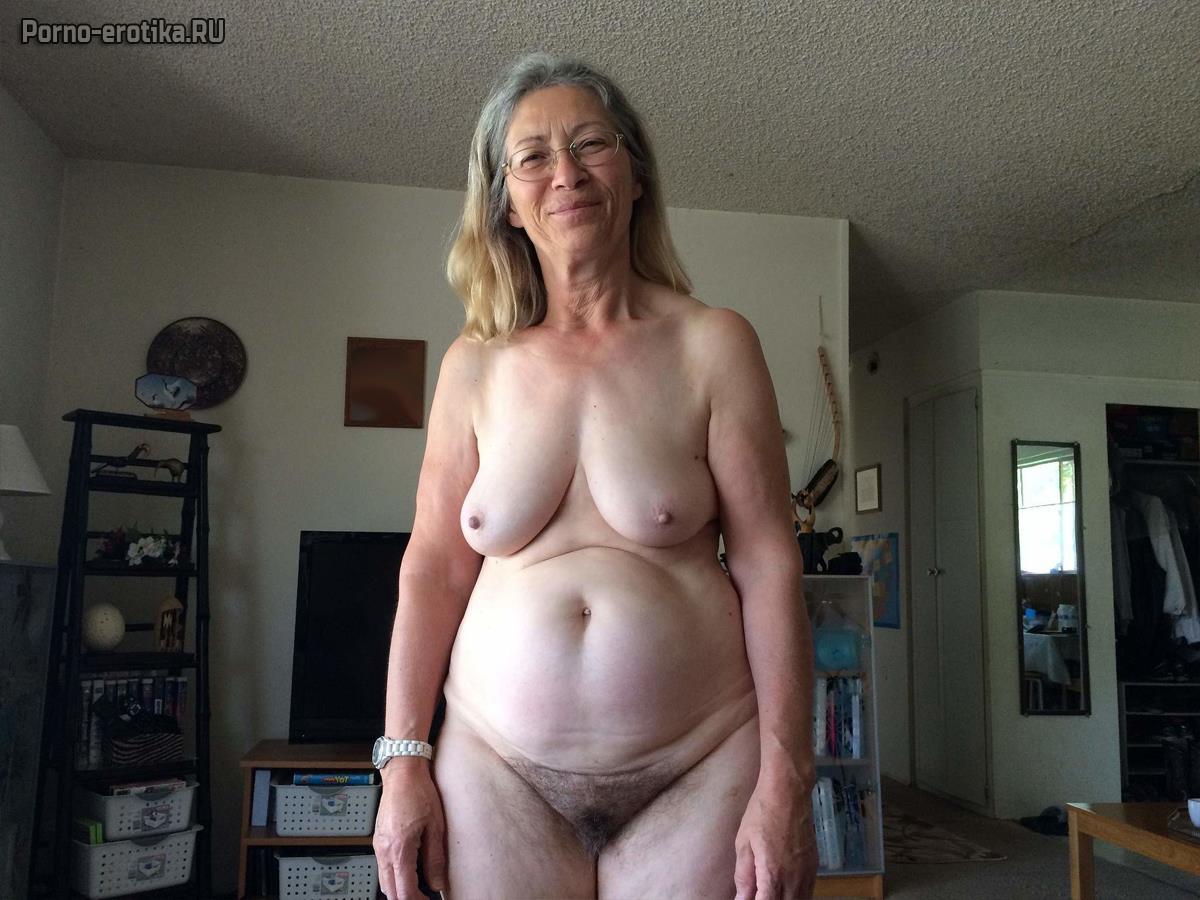домашное фото голых старых женщин