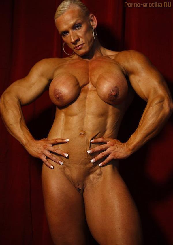 Накаченные голые девушки картинки фото 514-474