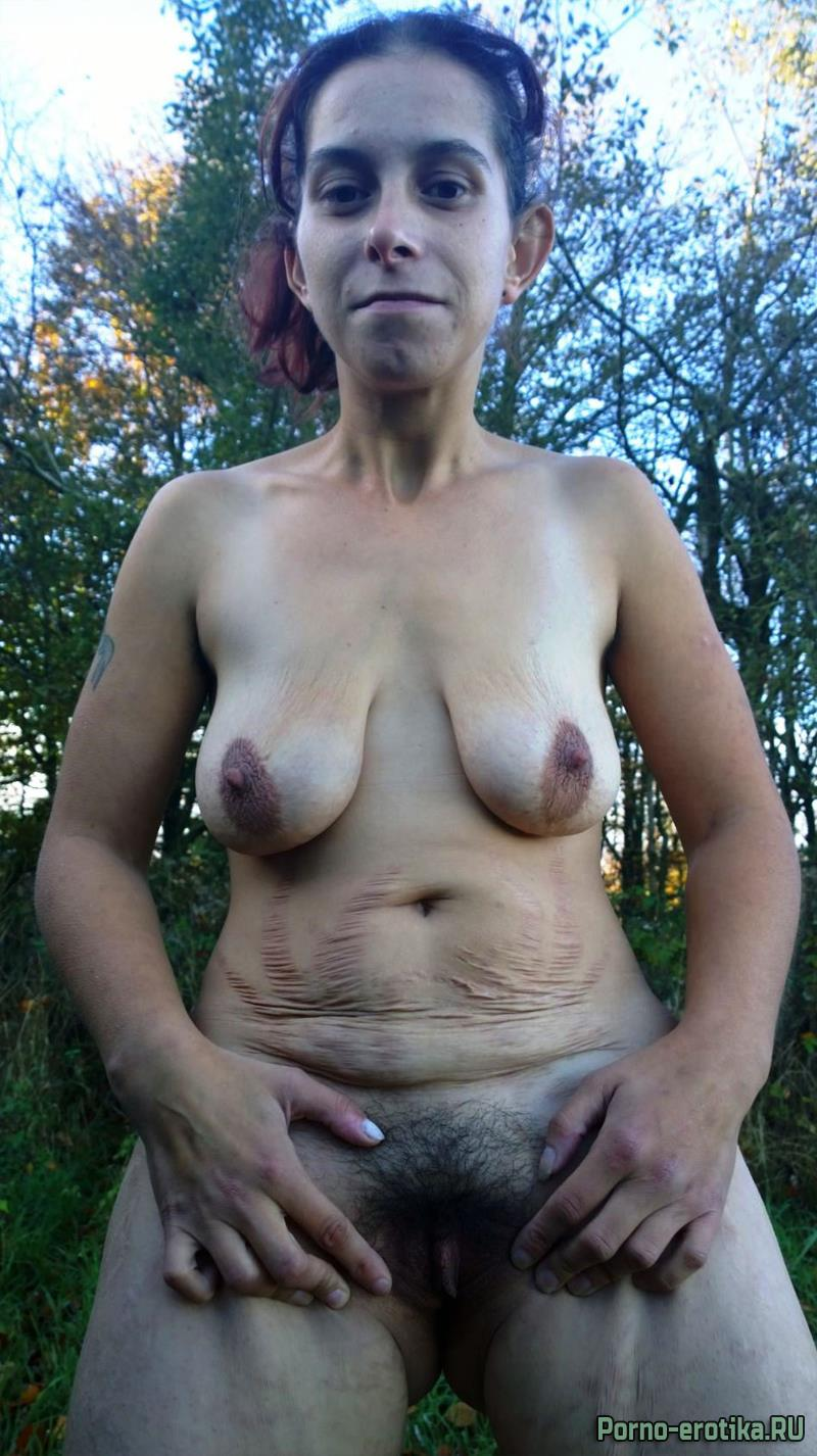 Фото уродливых голых женщин