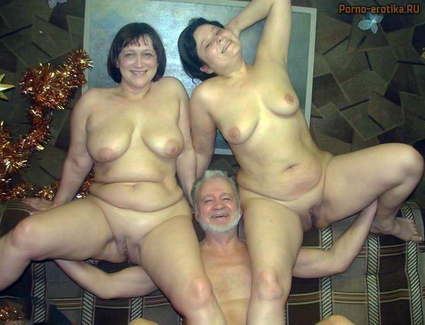 Русское порно блядство с бабушками 25913 фотография