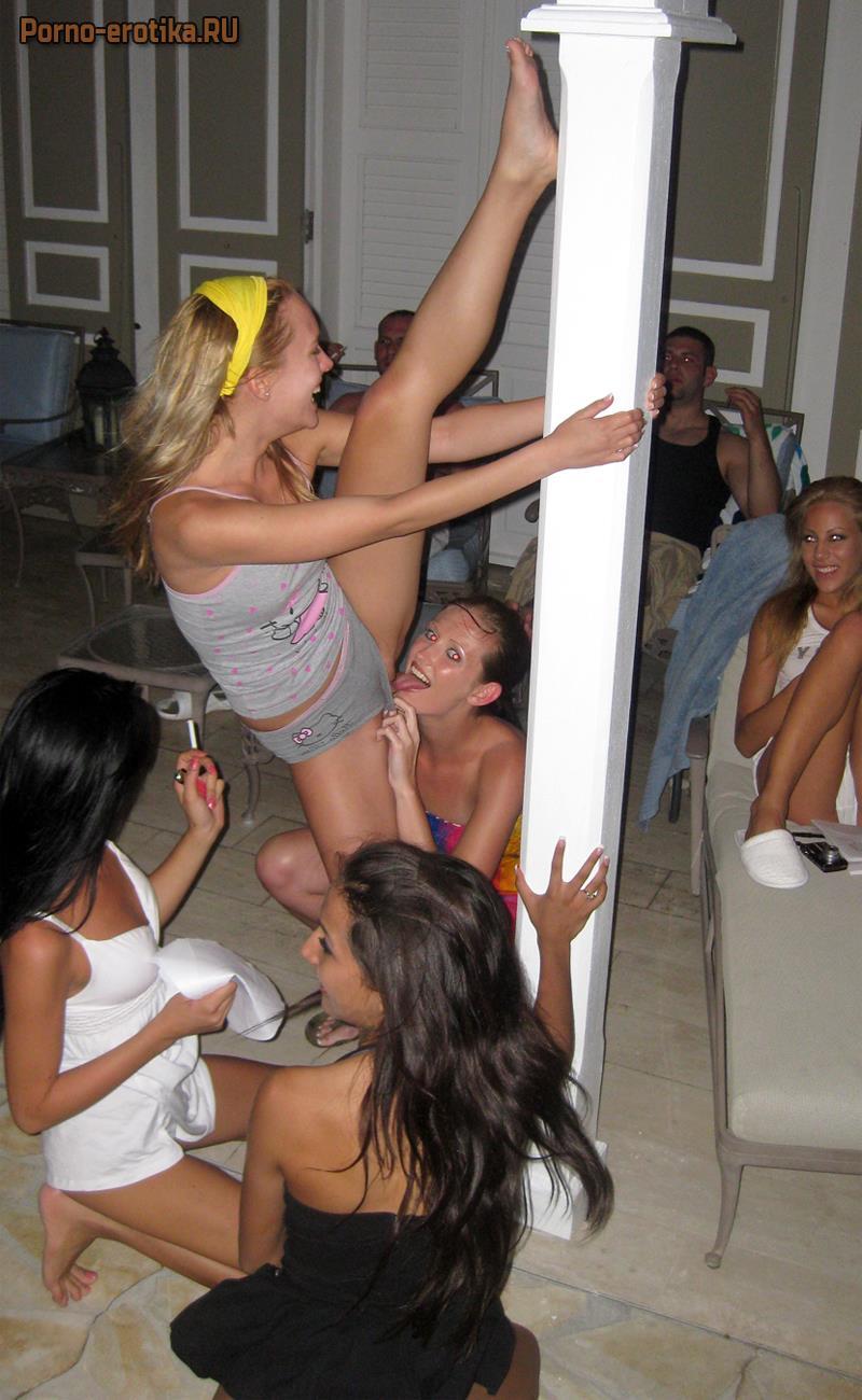 фото как моются девки бане
