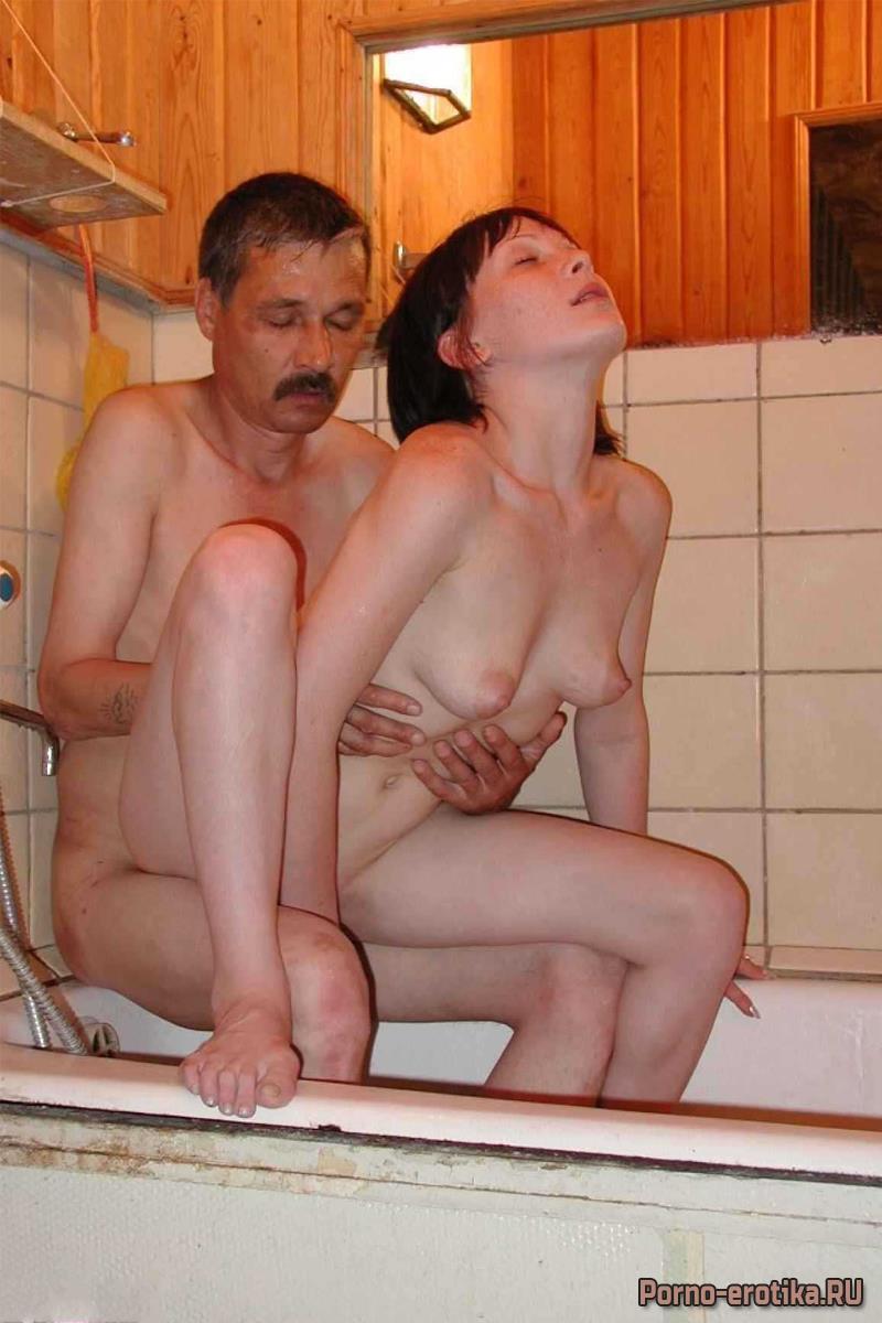Порно по русски отец