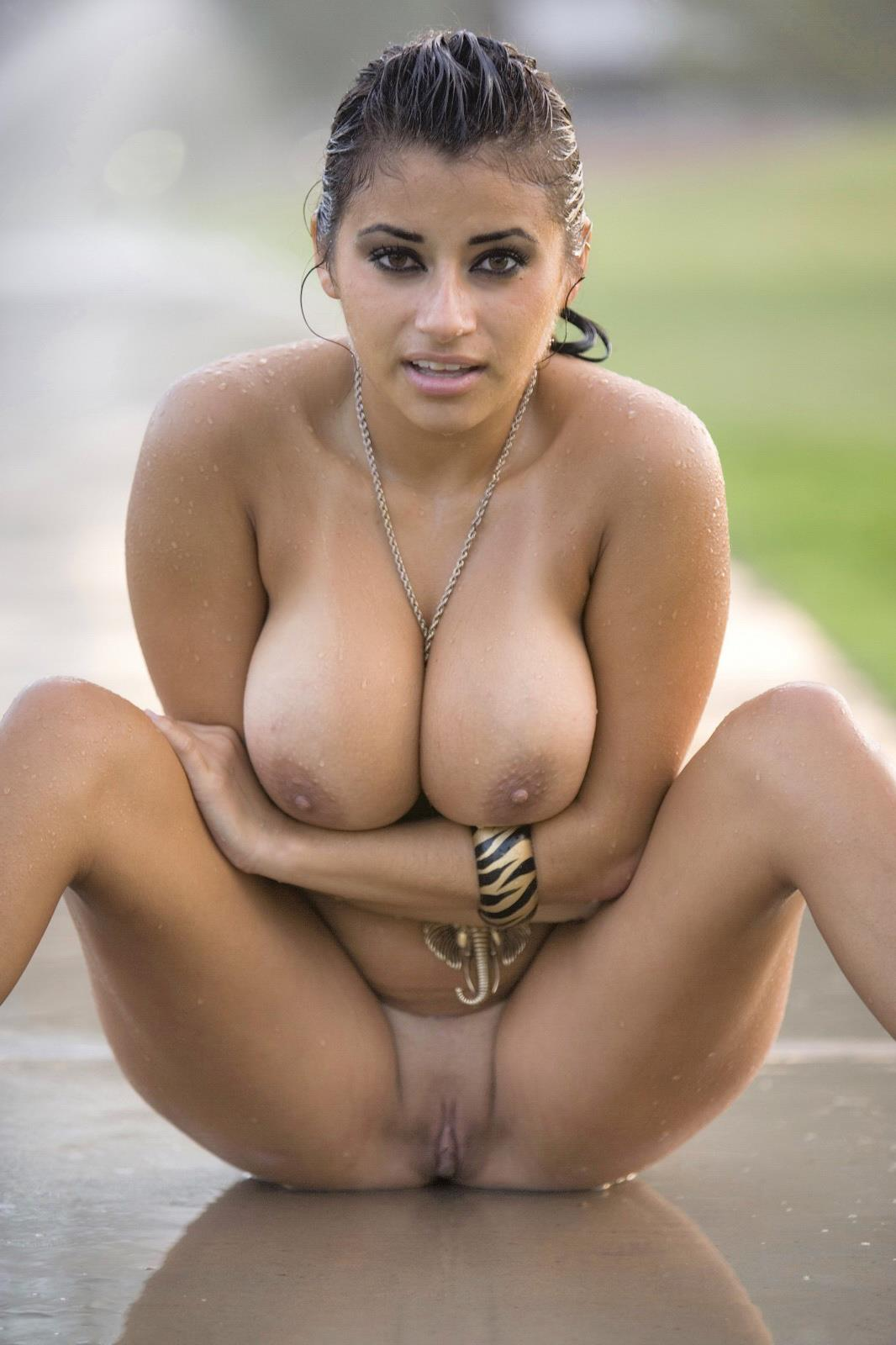 Busty Spanish Girl