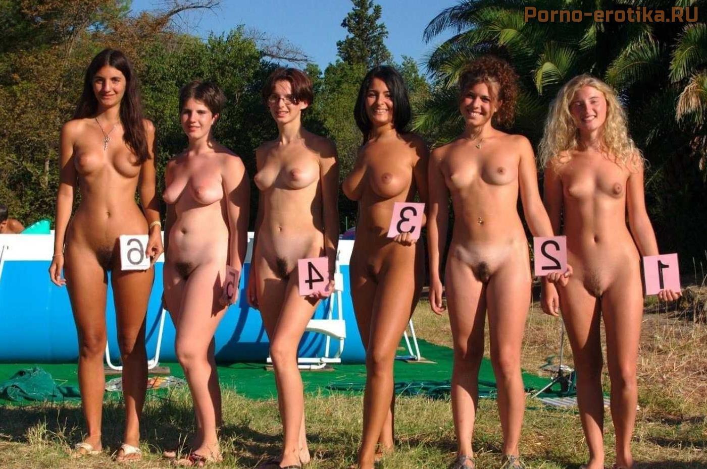 частные фото русских девушек летом