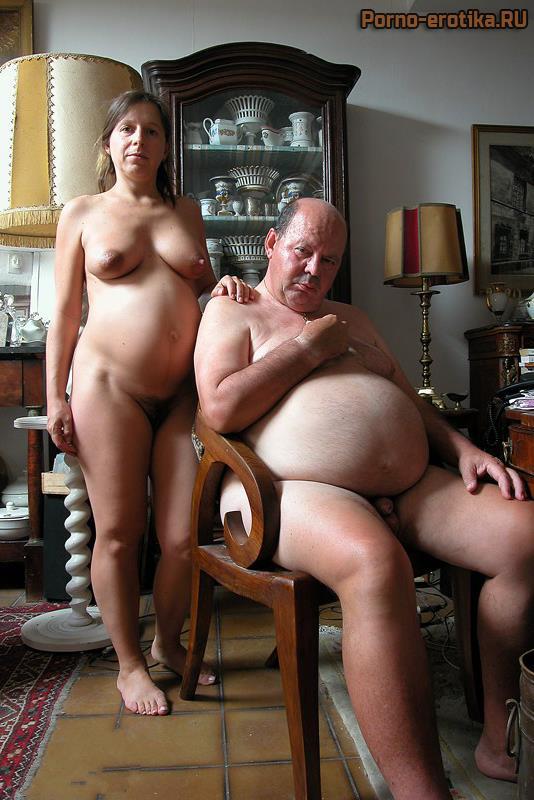 Голые жены фото  русская эротика с женами