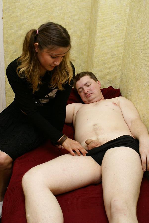 младшая дочь порно