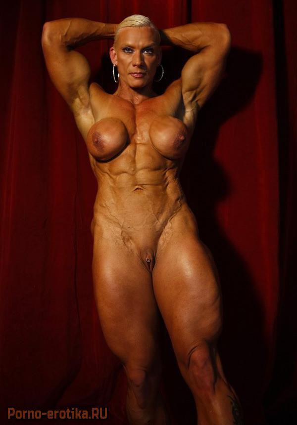 фото голых спортсменок