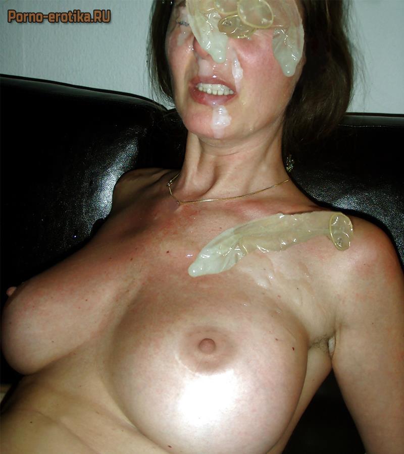голые зрелые дамы в рост в сперме фото микроволновке разогрел