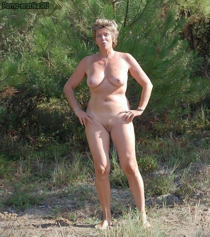 фото голых зрелых мамок