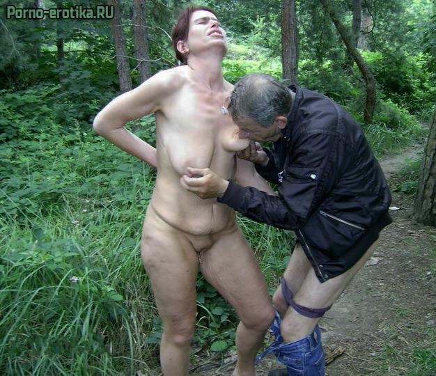 Секс с алкашами