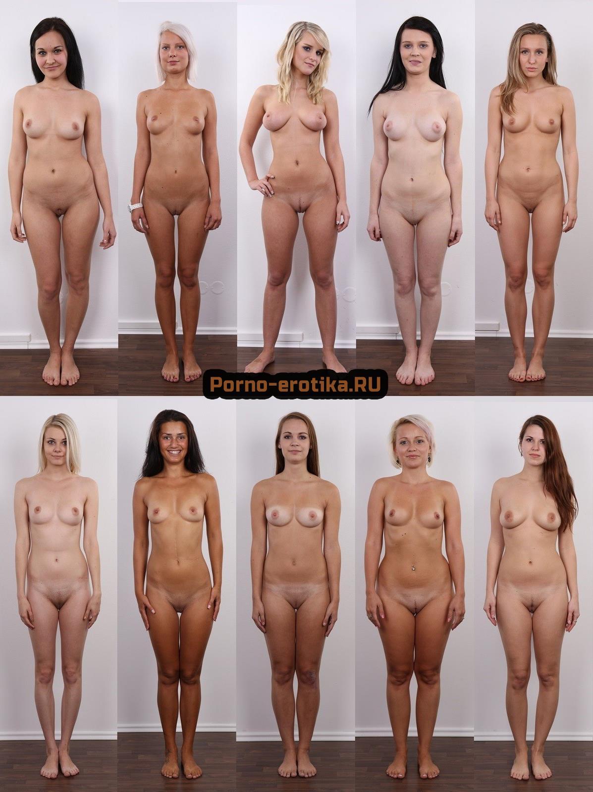 Фото кастинг голых фото моделей