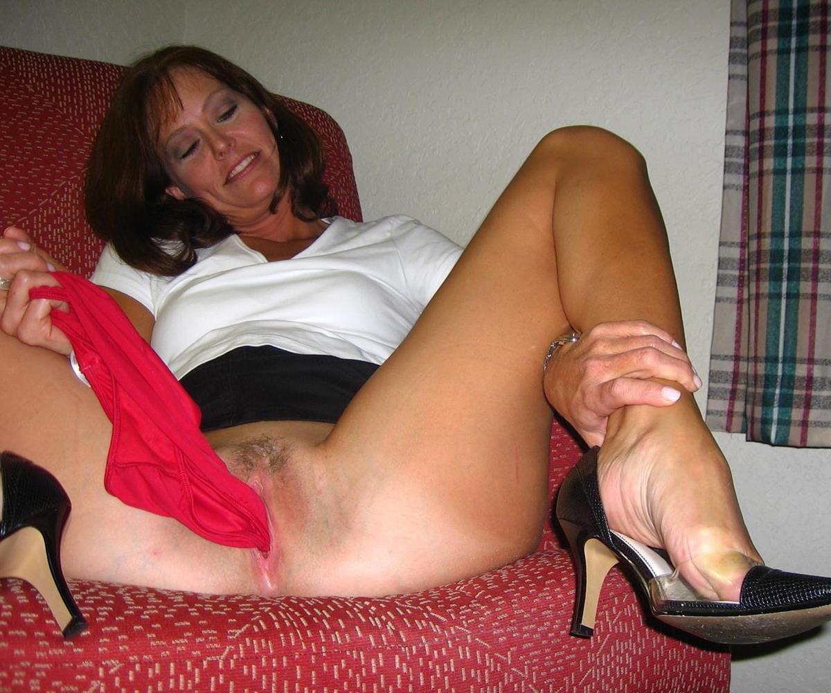 Порно-фото шикарная дама за сорок #14