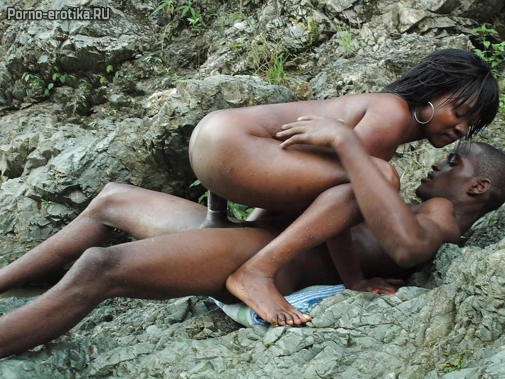 Watch african tribal gangbang