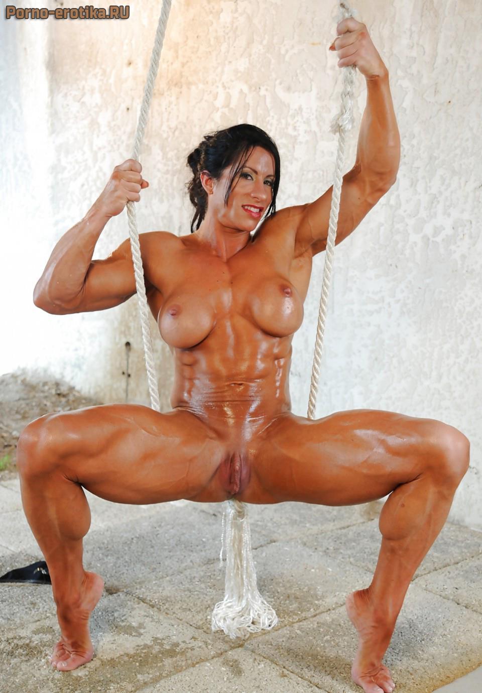 Порно самые сильные женщины