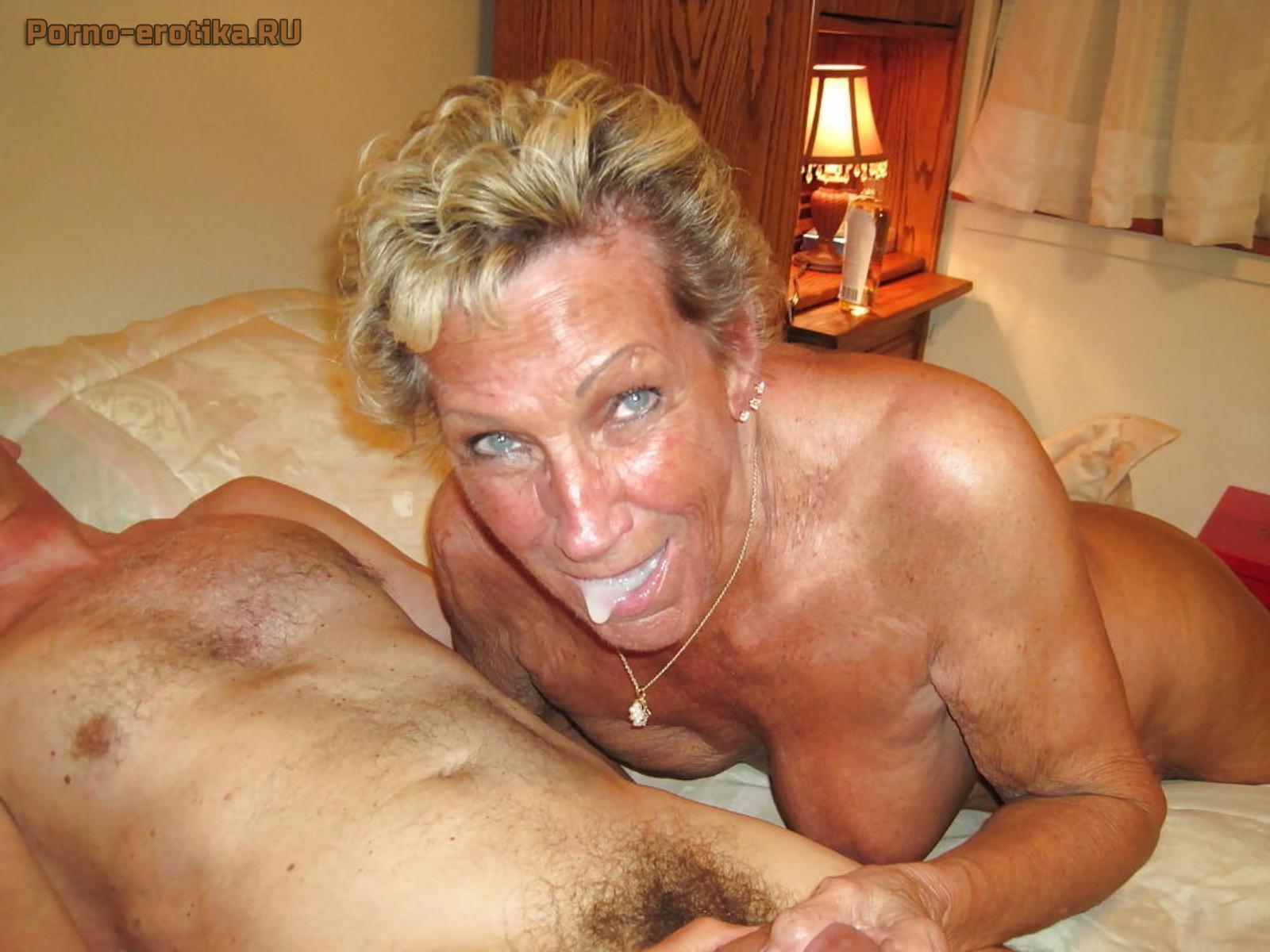 Фото пожилых в сперме