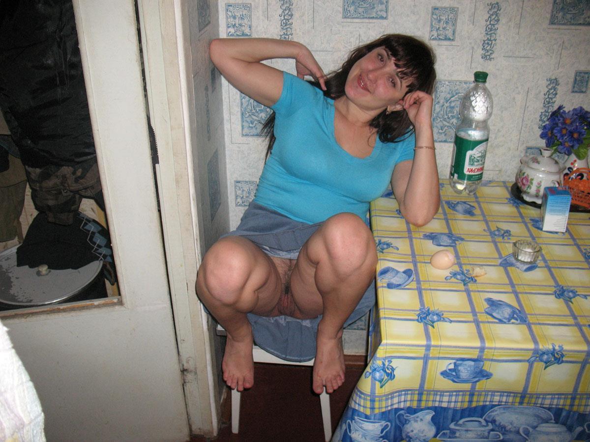 Домашние русских частные баба пьяных фотографии