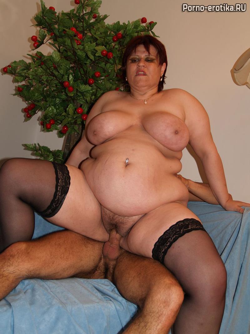 Mature fat sex