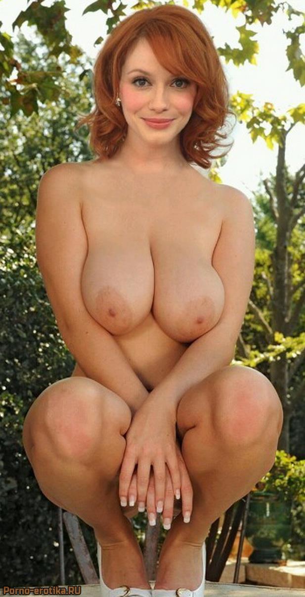 частные фото рыжих голых девушек