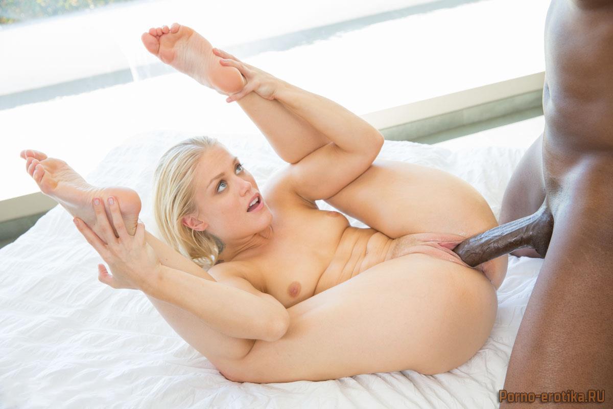 Порно негры с блондинками