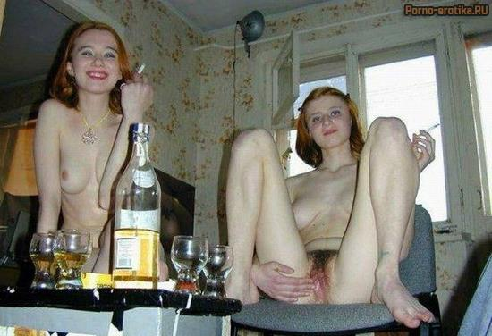 Пьянные шлюхи русское