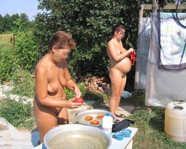 фото голых нудистов русских