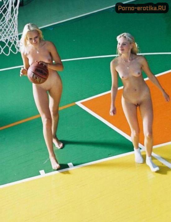 фото голых баскетболисток