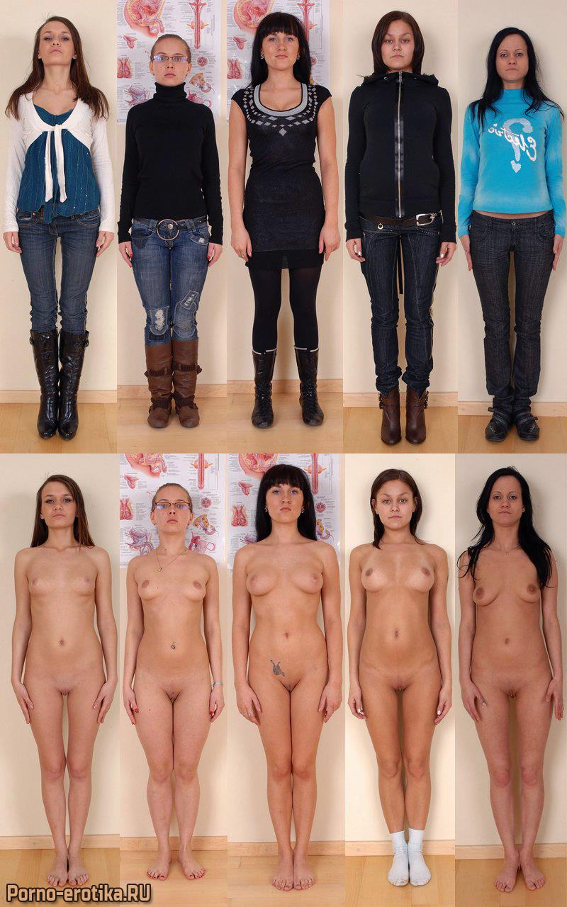 фото голых русских моделей