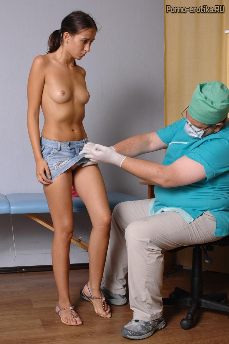 Порно медосмотр девушек девушками фото 738-634