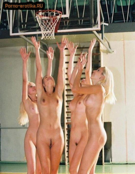 фото баскетболистки голые