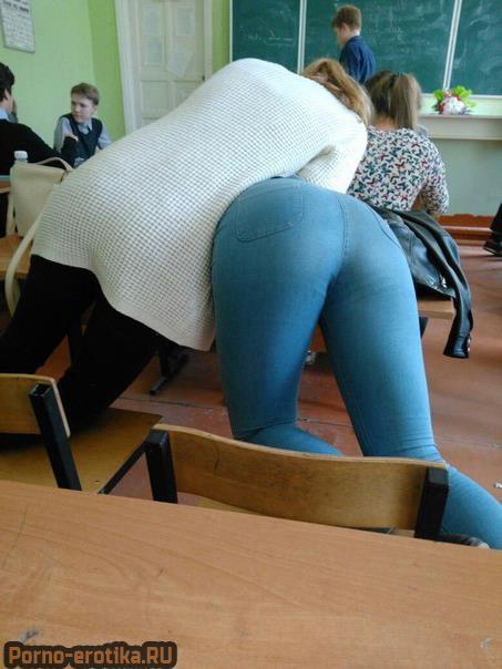 порно большие жопы в джинсах