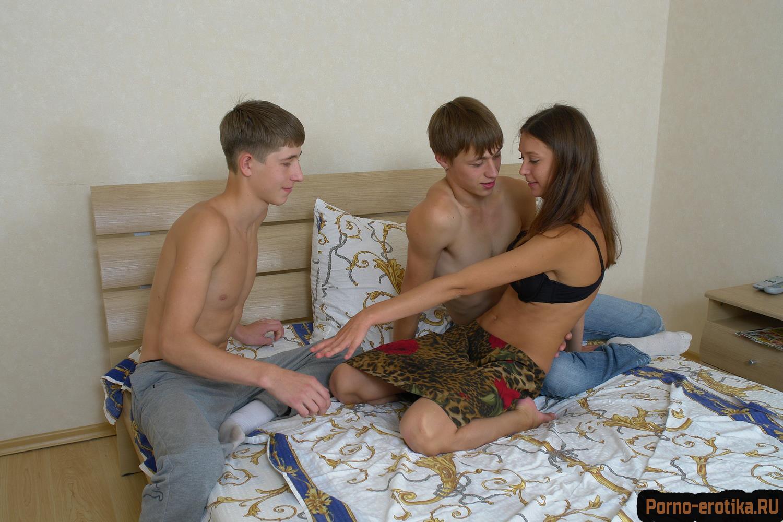 Порно фото голые тинейджеры