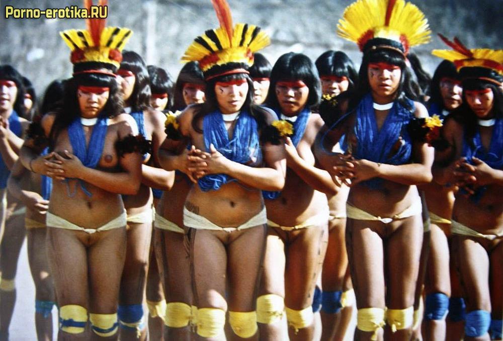 Индейцы Реки Шингу Голые Видео Порно