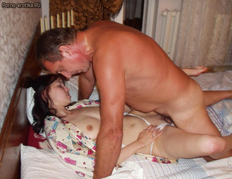 Секс отца и дочь